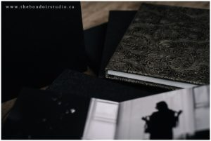 boudoir album