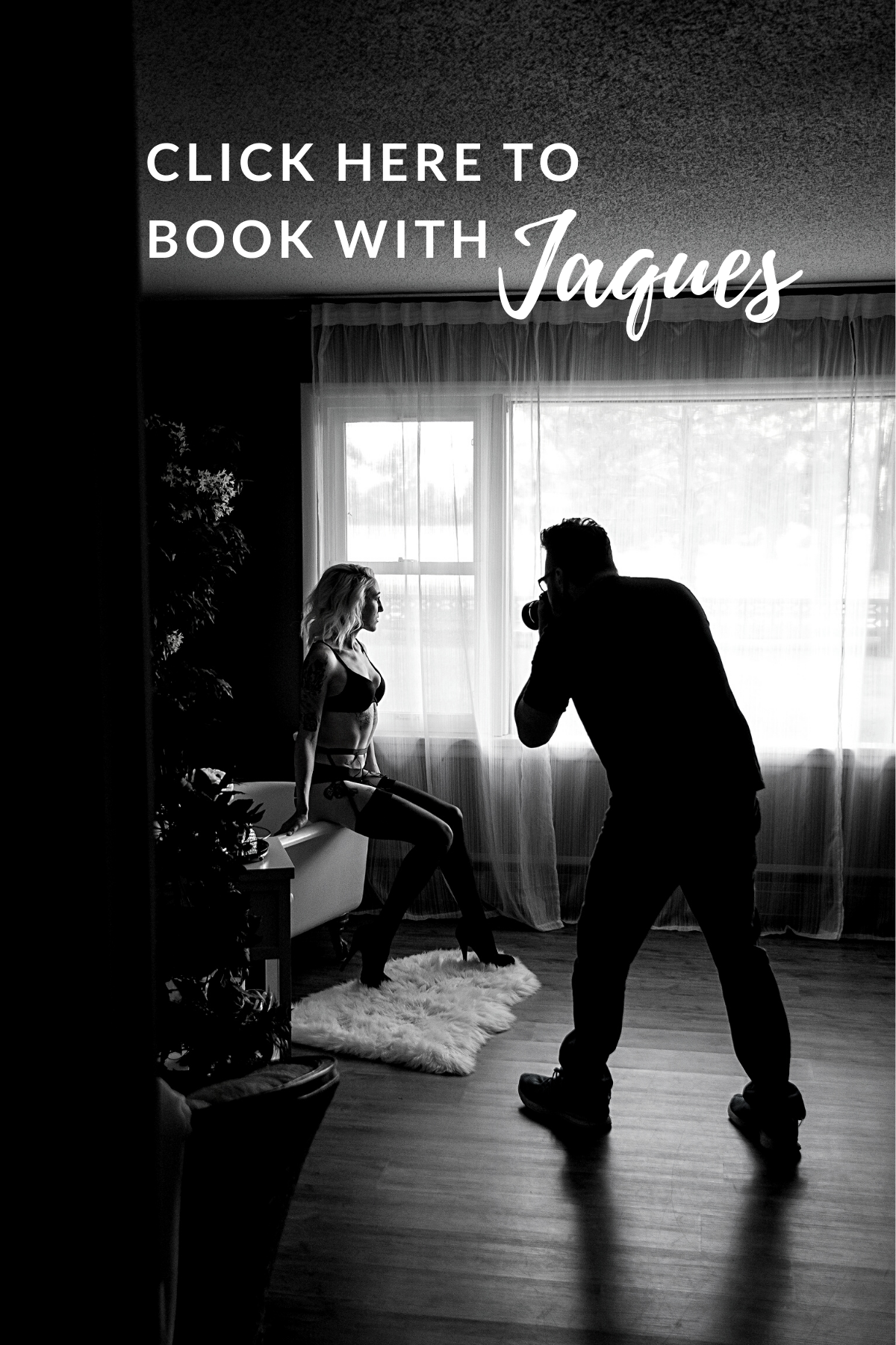 Booking with Jaques